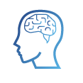 brain behavioral icon